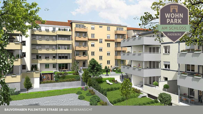Wohnpark Am Schloss Radeberg Ks Immobilien Gruppe Dresden