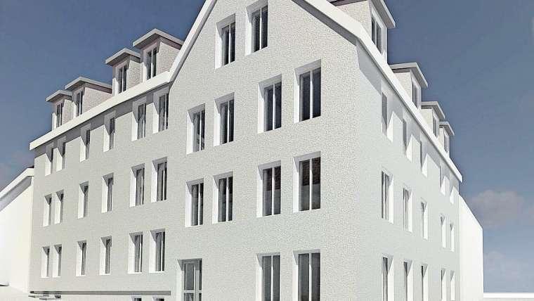Sächsische Zeitung am 08.04.2017 über Bauvorhaben Mittelstraße