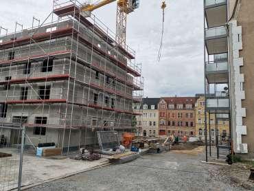 Bauvorhaben Pulsnitzer Straße Radeberg