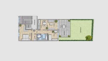 3-Raum Wohnung WE02