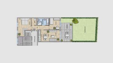 3-Raum Wohnung WE03