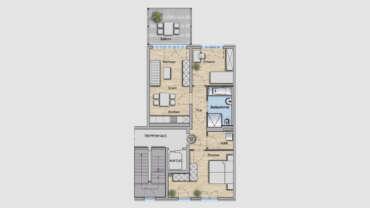 3-Raum Wohnung WE10