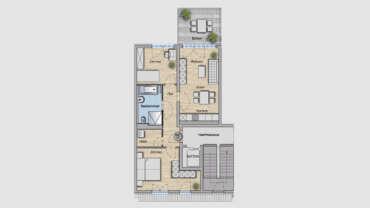 3-Raum Wohnung WE15